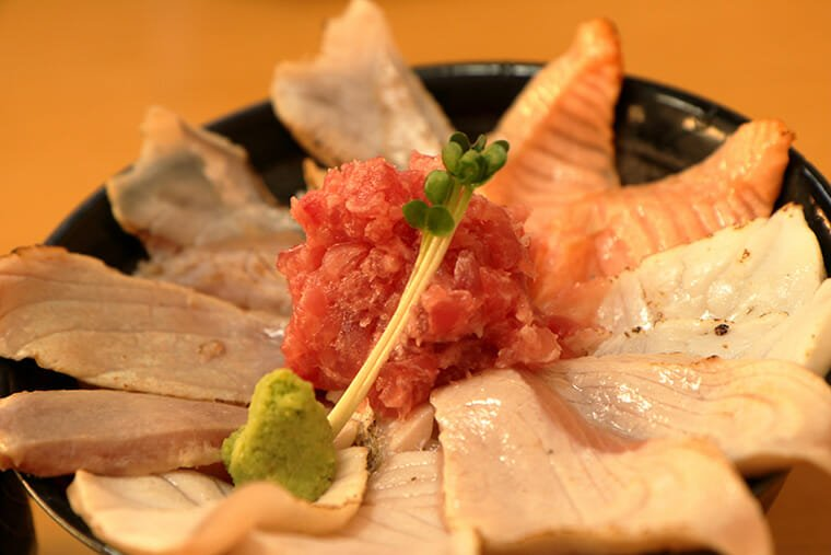【那珂湊 海鮮丸】名物!!炙り丼