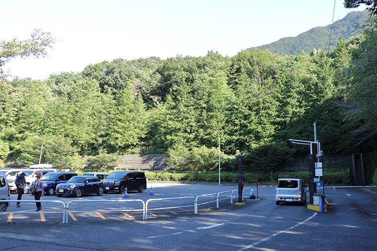 市営第3駐車場普通車