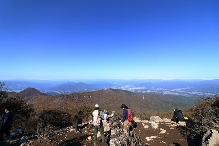 黒檜山ビュースポット
