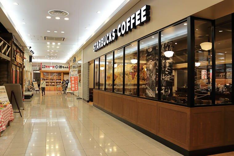 FKDショッピングモール宇都宮インターパーク店のレストラン街