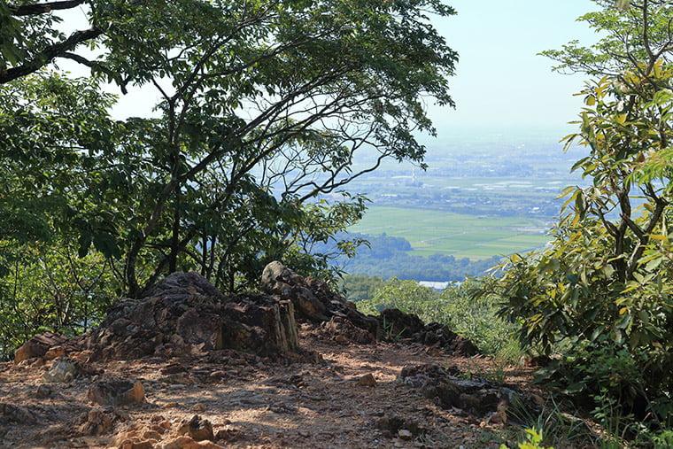 大小山からの眺望