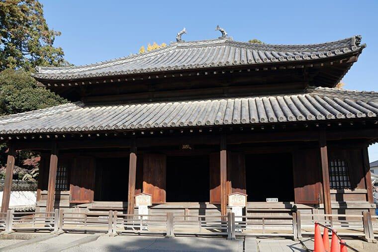 足利学校の孔子廟