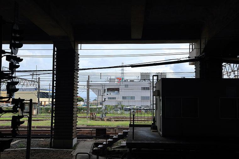 小山駅 8番ホーム