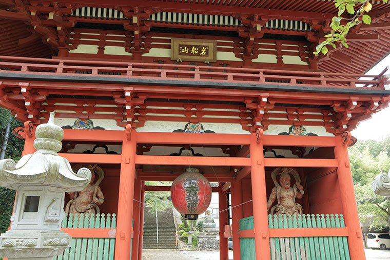 高勝寺の山門