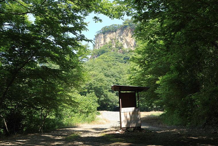 岩船山の兜山公園