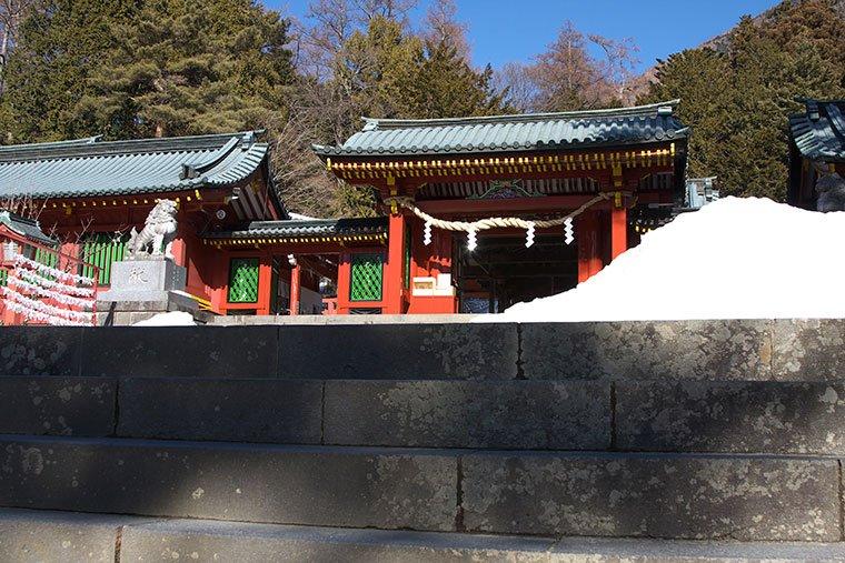 日光二荒山神社中宮祠の本殿