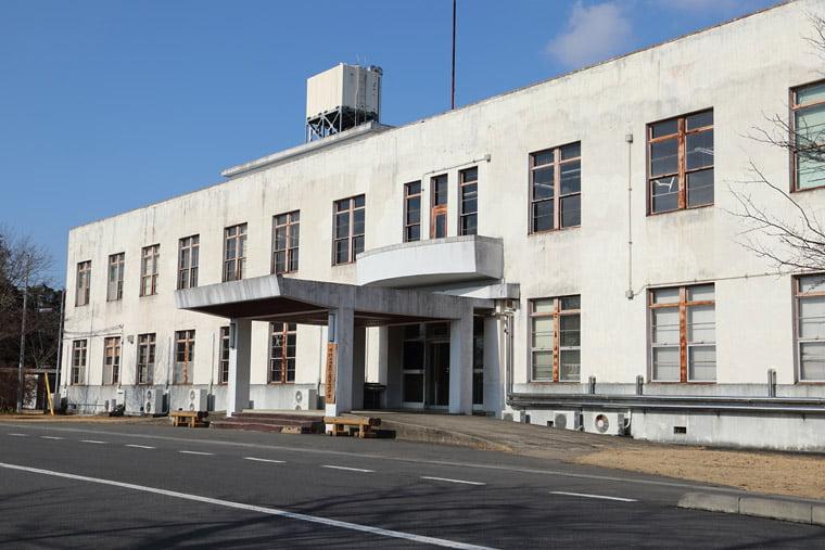 筑波空軍航空隊 旧司令部庁舎