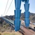 「竜神大吊橋」地上高100mからの絶景とスリルを体験!