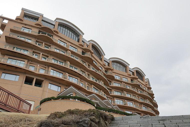 国民宿舎 鵜の岬