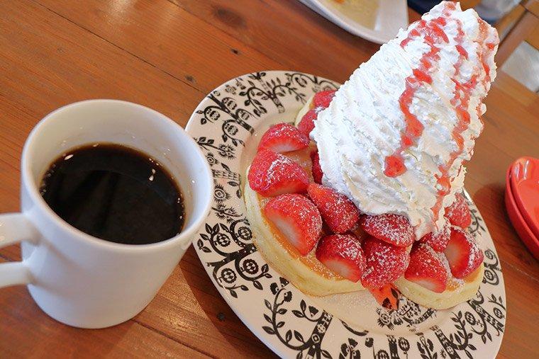 天使のパンケーキ