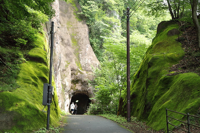 楯岩トンネル