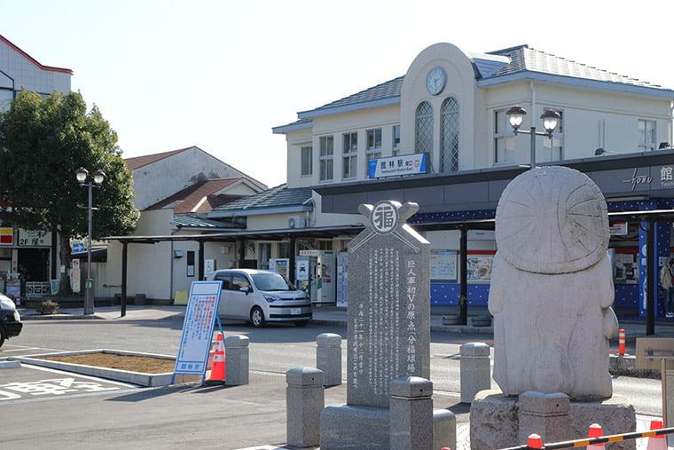 東武鉄道館林駅