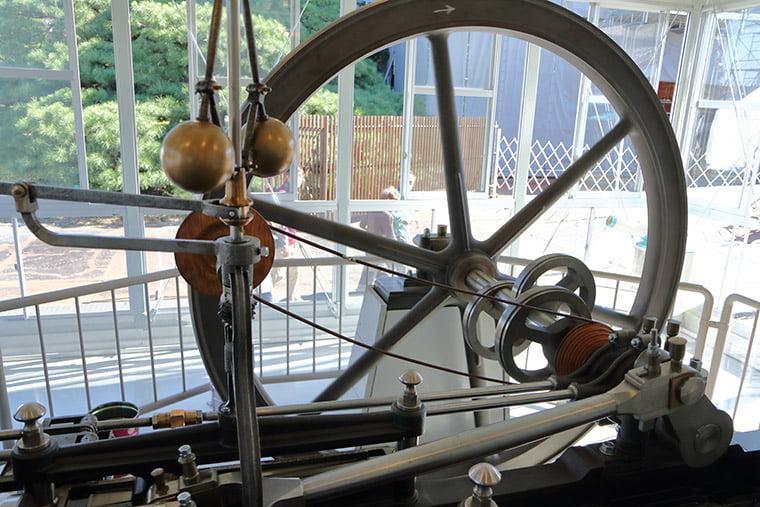 リューナ・エンジンの復元機