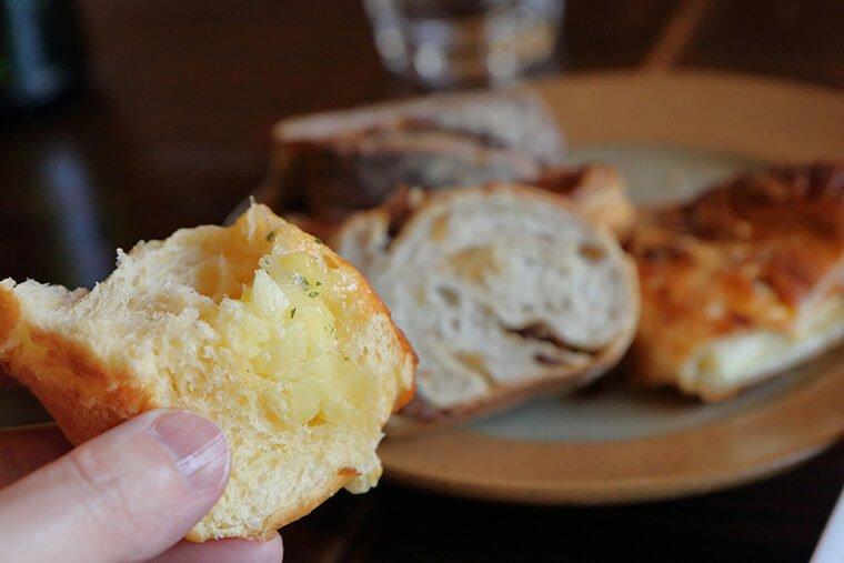 ペニーレイン つくば店のパン食べ放題