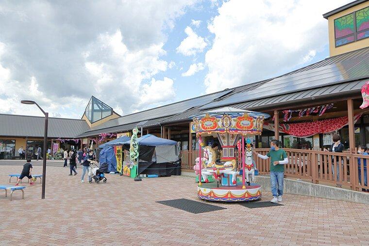 みぶハイウェーパーク・道の駅みぶの広場