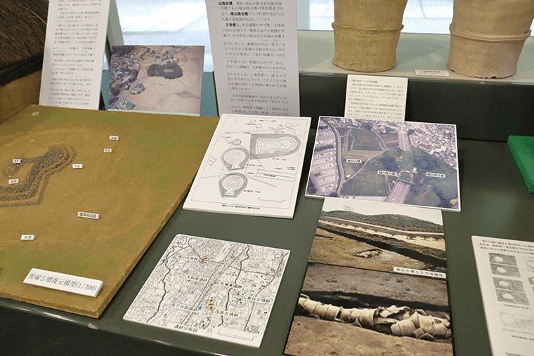 宇都宮市の歴史と文化についての展示