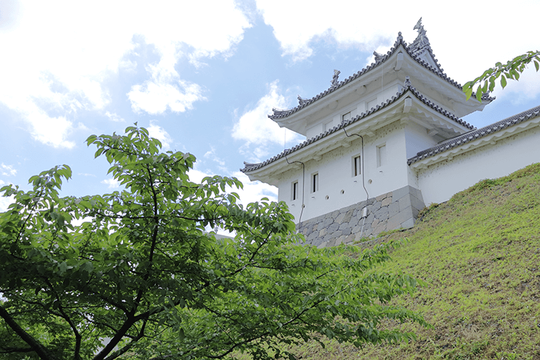 宇都宮城の櫓