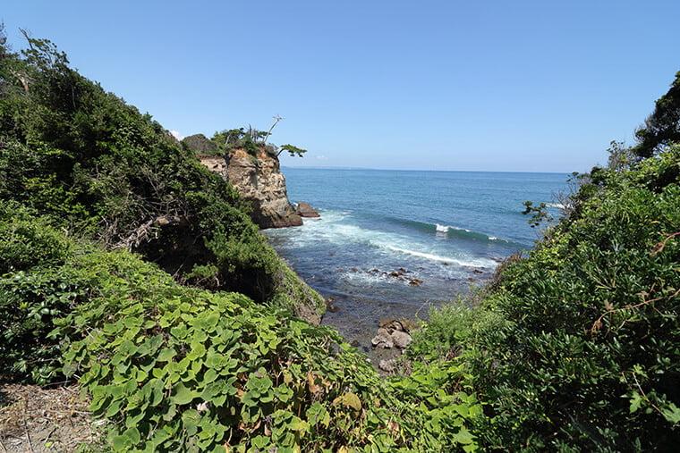 五浦海岸の絶景