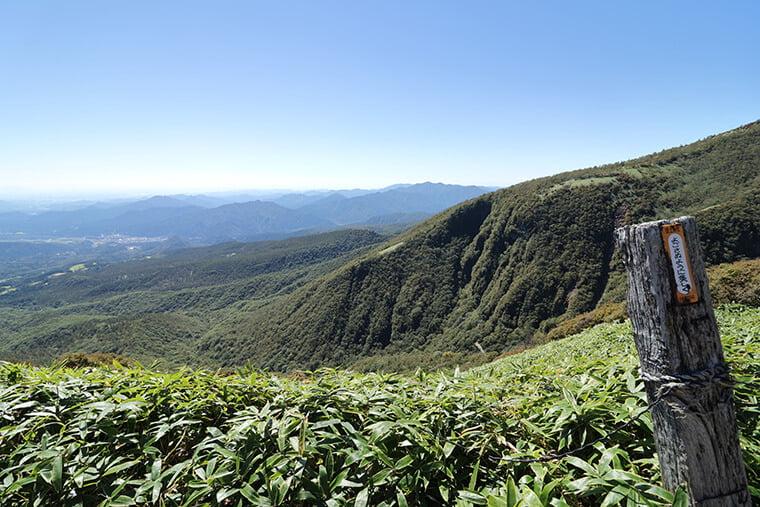 小丸山からの眺望